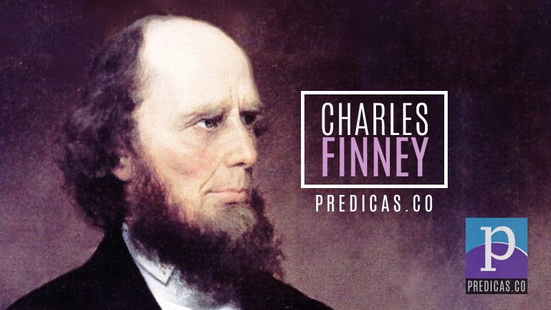 Evangelista Charles Finney predica el Sermon