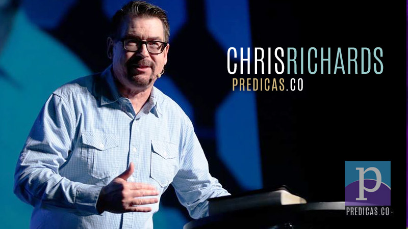 Predica de Chris Richards sobre la Vara de Dios