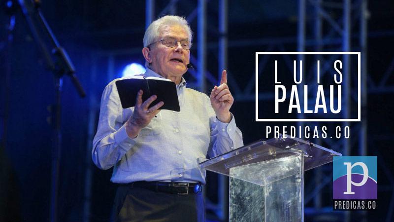 El Evangelista Luis Palau aconsejando a padres a criar hijos