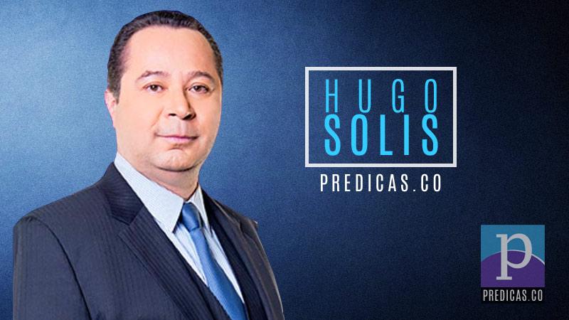El pastor Hugo Solis predica sobre como vencer los temores