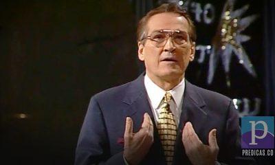 El Pastor Adrian Rogers predica el tema: El Dominio de la Tentación