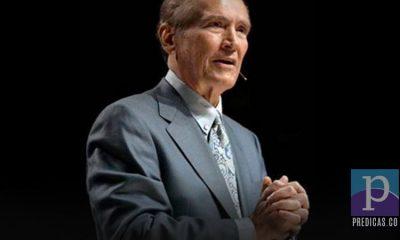 El Pastor Adrian Rogers predica su tema sobre la Fe que vence al mundo