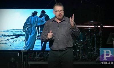 El Pastor Chris Richard predica sobre las experiencias con Dios