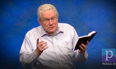 Luis Palau predica el tema: Casado y aburrido