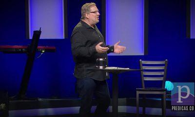 Pastor Rick Warren predica tema: los fundamentos de una iglesia con propósito