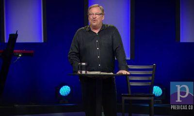 Rick Warren predica sobre los fundamentos de una iglesia saludable