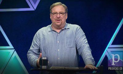 Pastor Rick Warren predica tema: los fundamentos de la iglesia