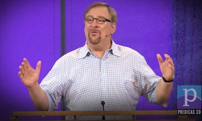 El Pastor Rick Warren predica sobre los fundamentos de una iglesia saludable